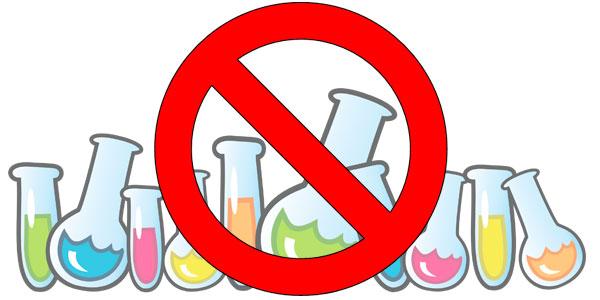 Prohibido el uso de acaricidas o productos químicos