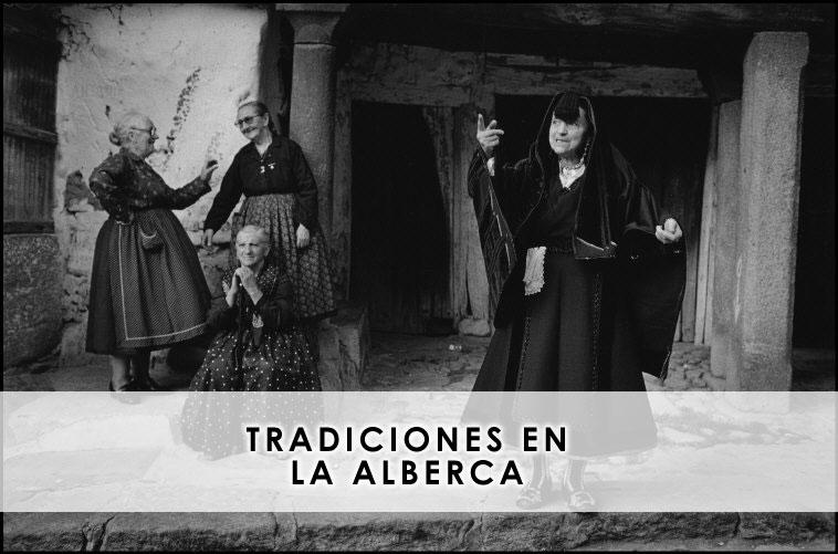 La tradición en La Alberca