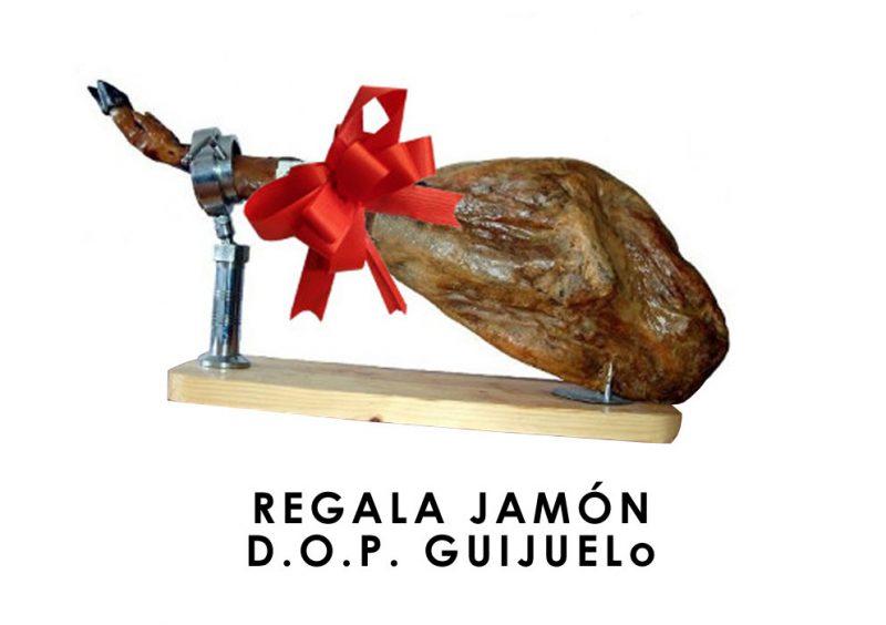 Jamón de la D.O.P. Guijuelo
