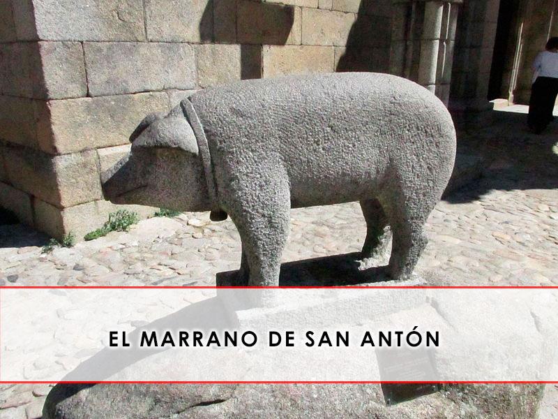 El marrano de San Antón