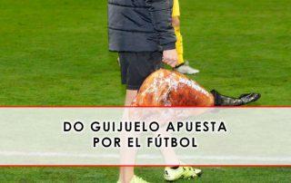 DO Guijuelo apuesta por el fútbol