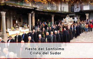Fiesta del Santísimo Cristo del Sudor