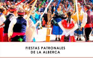 Fiestas Patronales de La Alberca