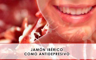 jamón ibérico como antidepresivo