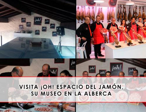 Visita ¡Oh! Espacio del Jamón, su museo en la Alberca