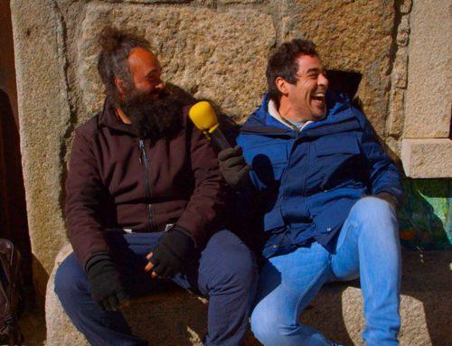 El paisano de RTVE y La Alberca