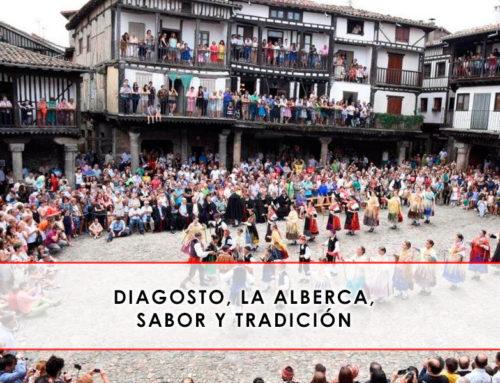 Diagosto, La Alberca, sabor y tradición