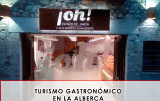 turismo gastronómico en La Alberca