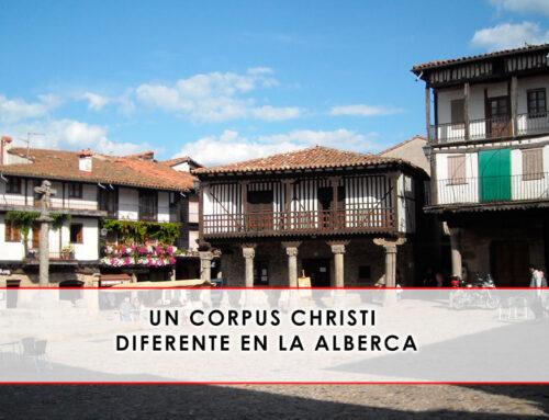 Corpus Christi diferente en La Alberca