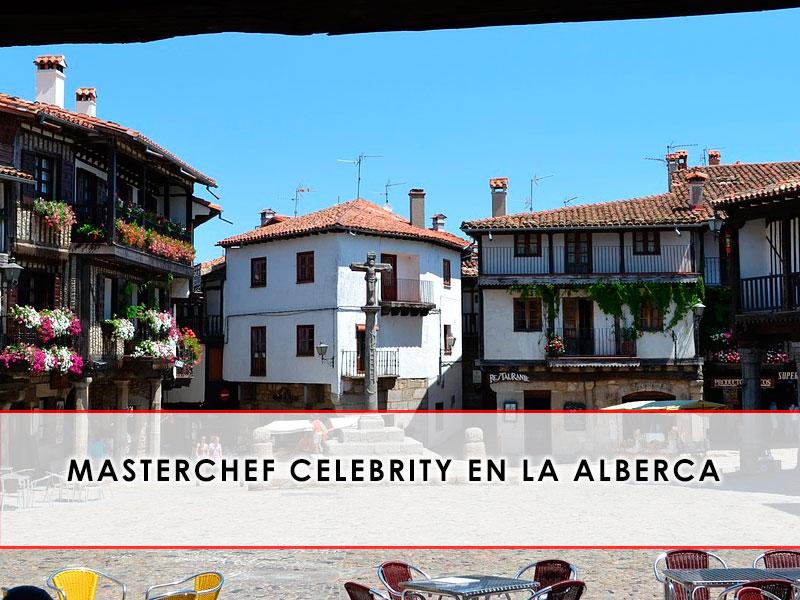 MasterChef Celebrity en La Alberca - Espacio del Jamón