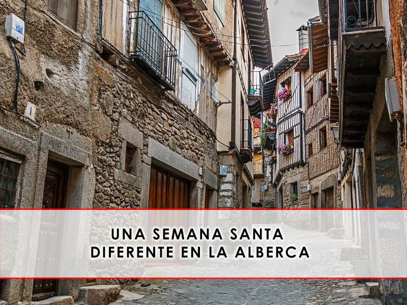 Semana Santa diferente en La Alberca - Espacio del Jamón