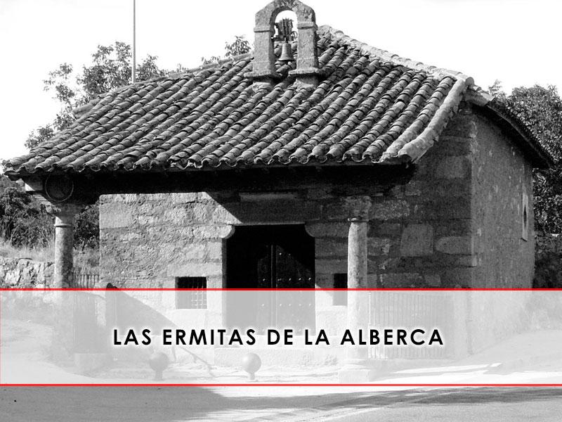las ermitas de La Alberca - Espacio del Jamón