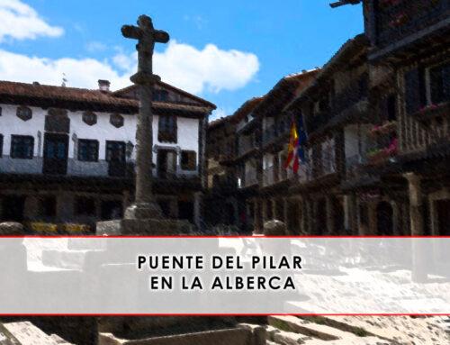 Puente del Pilar en La Alberca
